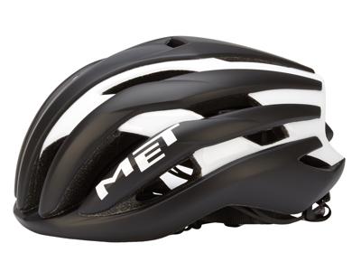 MET Trenta - Cykelhjelm - Sort/hvid