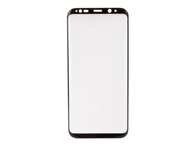 Atredo - Beskyttelsesglas til Samsung Galaxy S8+ - Inklusiv klud og renseserviet