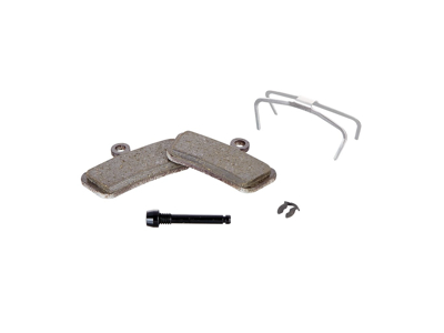 Sram bremseklodser - Trail/Guide - Metal sintered klodser på stål plade - 1 par