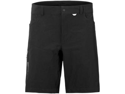Didriksons Dewin Mens Shorts - Softshellshorts Mand - Sort