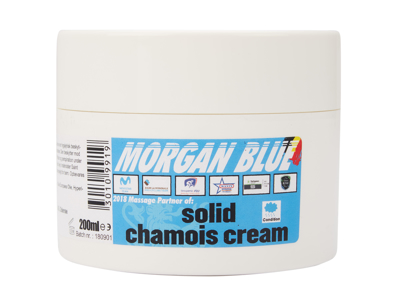 Morgan Blue Solid Chamois - Byxfett - 200 ml.