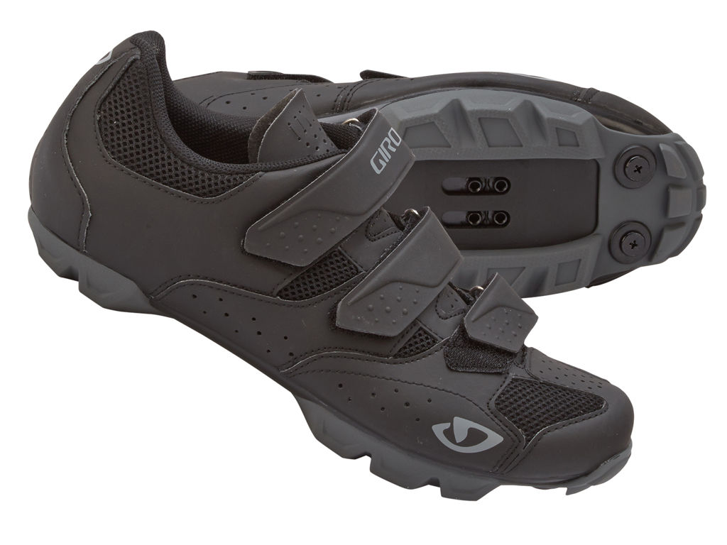 Image of   Giro Carbide R II - Cykelsko MTB - Str. 44 - Sort/Charcoal