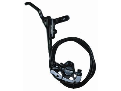 Tektro Auriga-R Hydraulisk bremsesæt til bag med olie - uden rotor