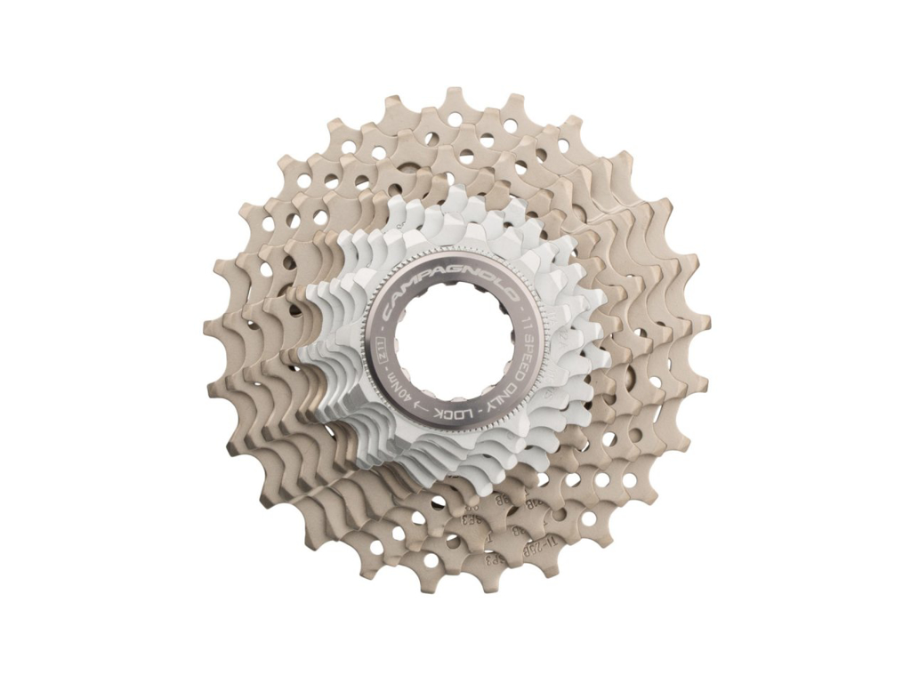 Campagnolo Super Record - Kassette 11 gear 12-27 tands thumbnail