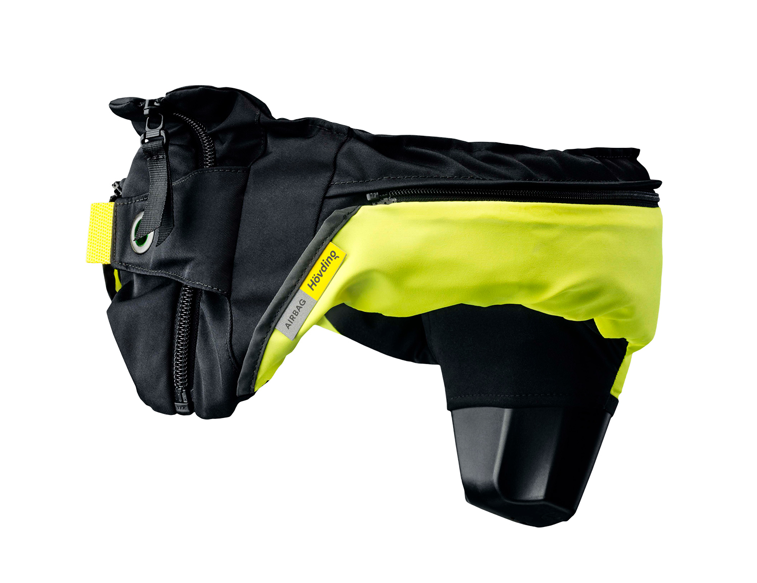 Hövding 3 - Cykelhjelms-cover - One Size - Hi-Vis | helmets_other_clothes