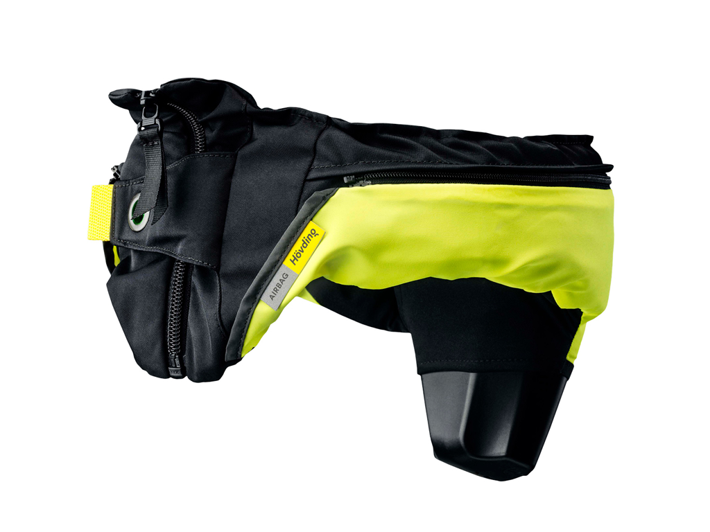 Image of   Hövding 3 - Cykelhjelms-cover - One Size - Hi-Vis