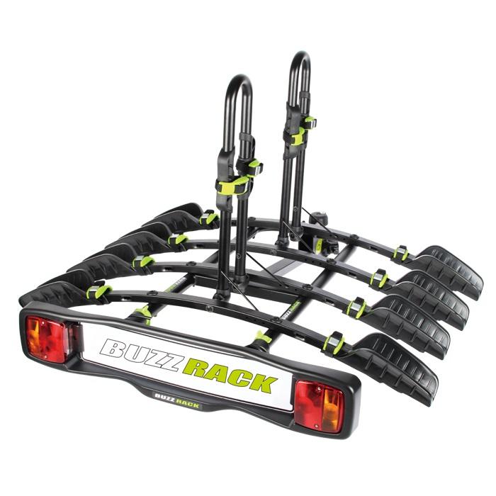 Buzzrack - BuzzBee - Cykelholder - 4 cykler | Car racks