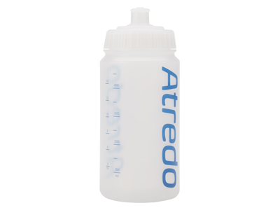 Atredo - Vattenflaska - 500 ml - Transparent