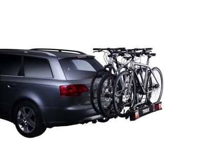 Thule RideOn 9503 - sykkelstativ til bruk med tilhengerfeste – 3 sykler