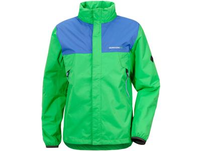 Didriksons Vivid Mens Jacket - Regnjakke Mand - Grøn