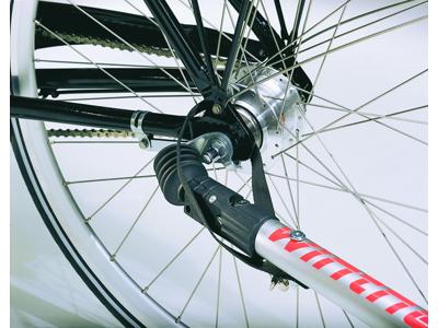 Weber - Dragkrok - Cykelkärra