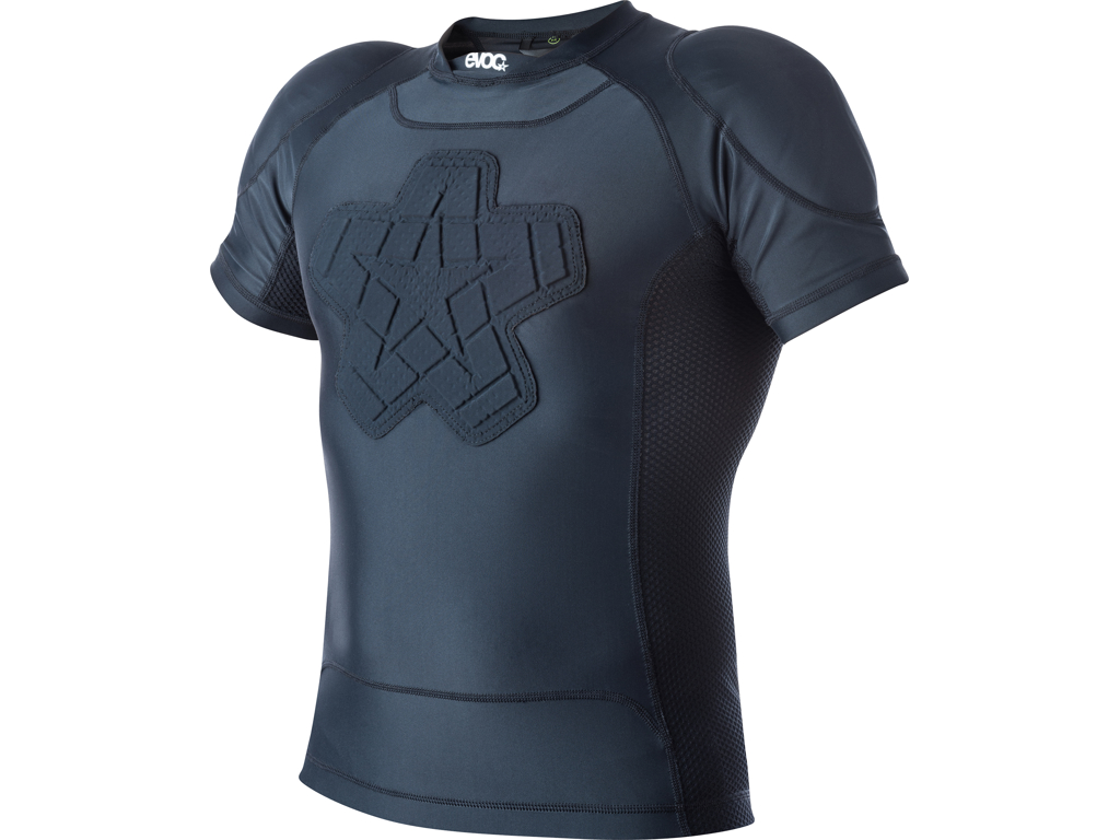 Image of   EVOC Enduro - T-shirt med skudre- og brystbeskyttelse - Str. S - Sort