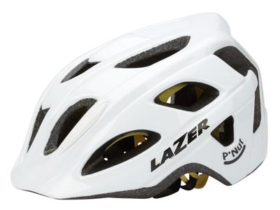 Lazer - Cykelhjelm - P'Nut MIPS - Hvid - 46-50 cm