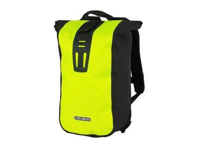 Ortlieb - Velocity High Visibility - Gul/Sort 24 liter