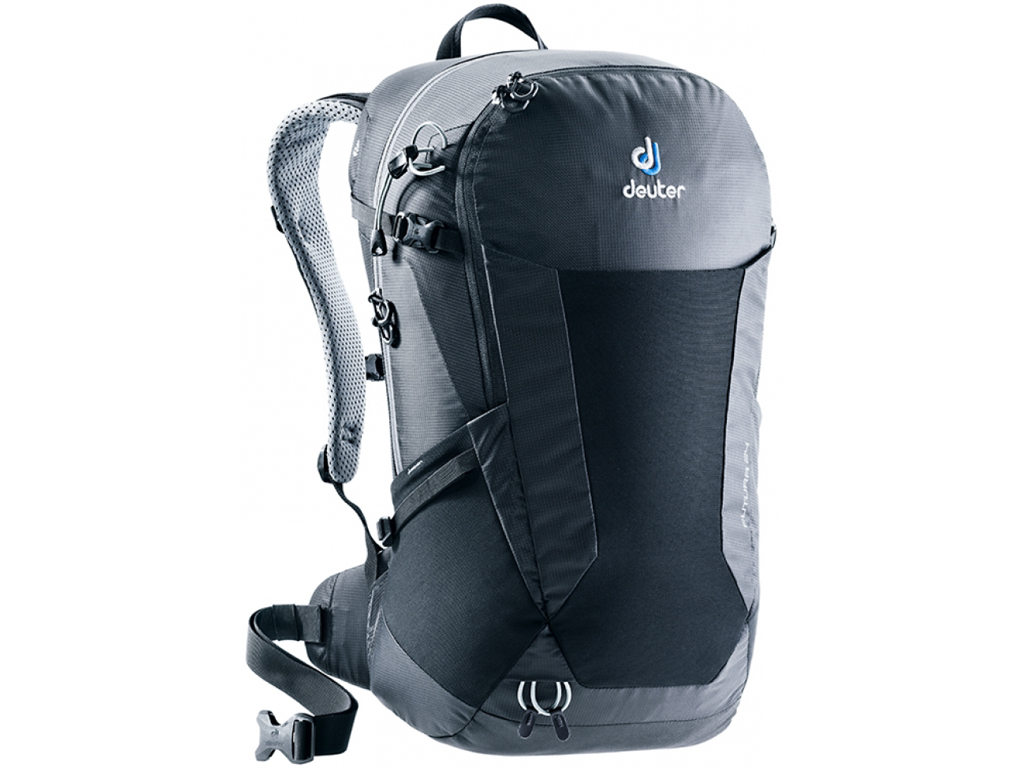 Image of   Deuter Futura 24 - Rygsæk - 24 liter - Sort