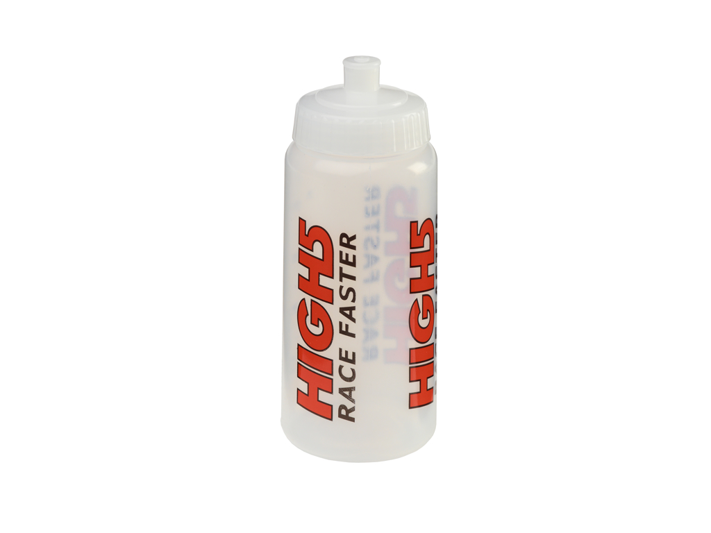 High5 Drikkeflaske 500ml klar H5