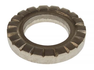 Bricka för bakhjuls axel