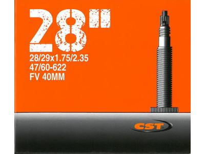 CST Slange - 29'er - 700 x 47-60c - 40mm racerventil