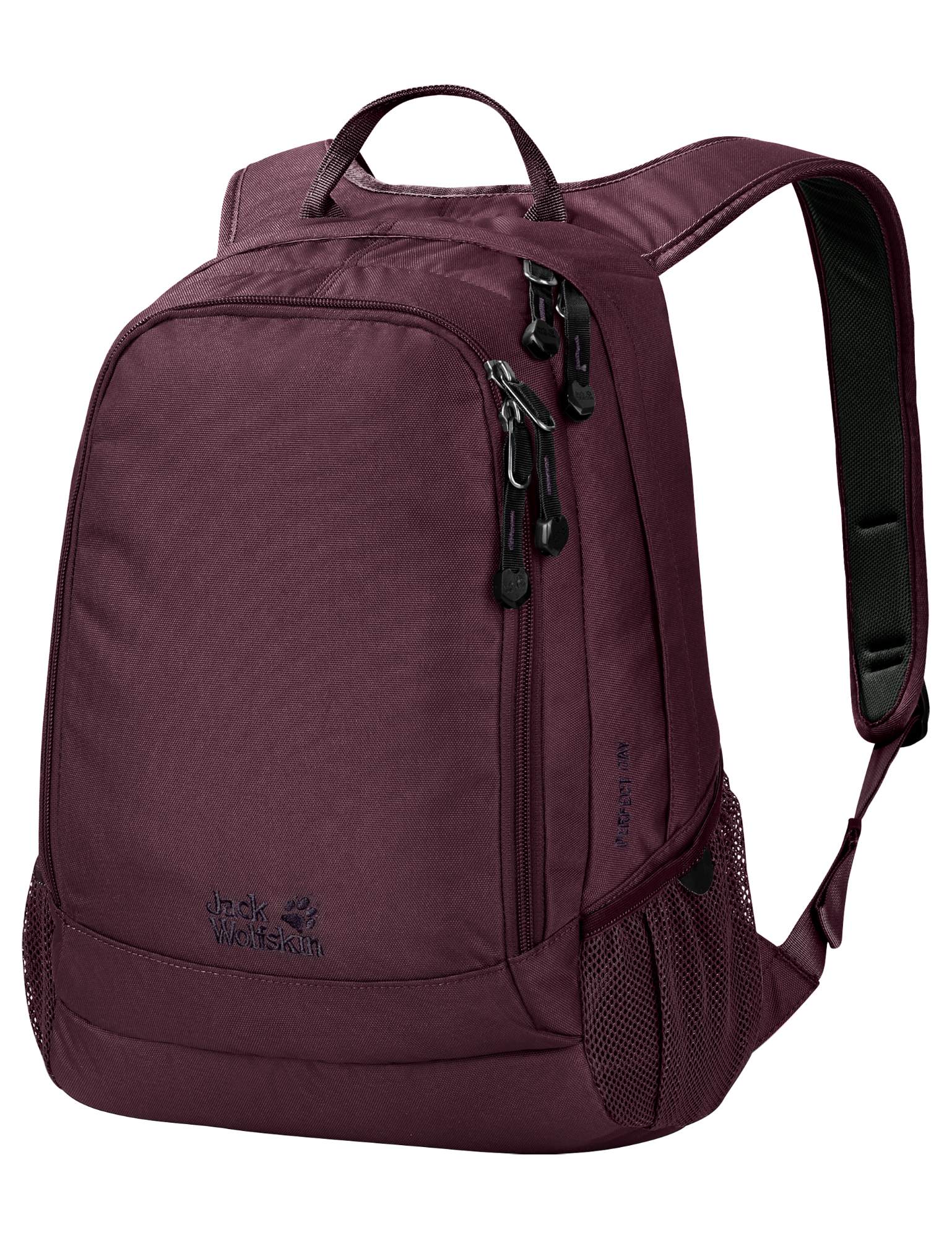 Jack Wolfskin Perfect Day 22 - Rygsæk Unisex - Bordeaux | Travel bags