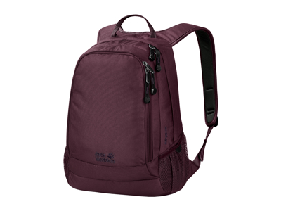 Jack Wolfskin Perfect Day 22 - Rygsæk Unisex - Bordeaux