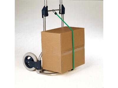 Jumbo bagagestropper - 80cm - 2stk - Grøn
