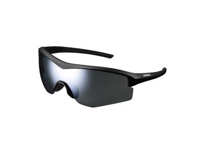 Shimano Cykelglasögon - Spark - Fotokromatiska grå linser - Mattsvart
