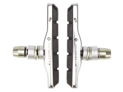 Atredo - Bremseklodser - MTB - V-bremse - 72 mm med udskiftelig gummi