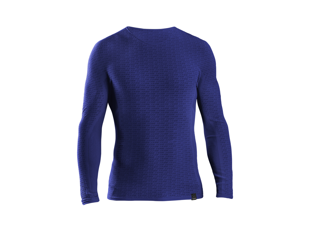 Image of   GripGrab Freedom Seamless Thermal Base Layer - Svedundertrøje - Navy blå - Str. L/XL