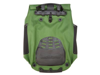 Ortlieb - Vario - Blå 20 liter - Cykeltaske og rygsæk i én
