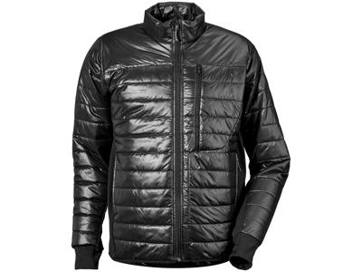 Didriksons Campo Mens Jacket - Fiberjakke Mand - Sort - XXL
