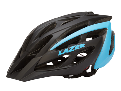 Lazer - Cykelhjelm - Jane - Sort/blå - 52-56 cm