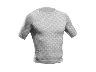 GripGrab Expert Seamless LW Base Layer SS 6014 - Svedundertrøje T-shirt - Grå