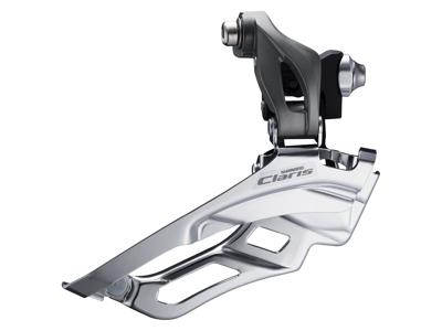 Shimano Claris - Forskifter FD-R2000 til 2 x 8 gear - til direkte montering