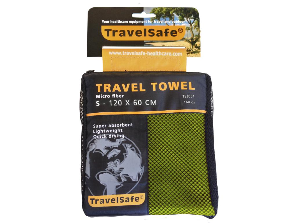 Billede af TravelSafe Traveltowel Microsoft S - Rejsehåndklæde 120X60 Cm - Lilla