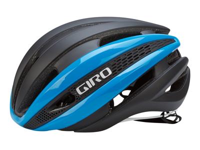Giro Synthe cykelhjelm - Blå/Mat sort