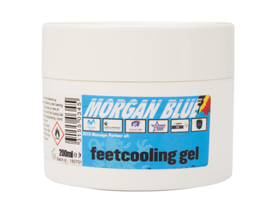 Morgan Blue - Feet Cooling Gel  - 200 ml