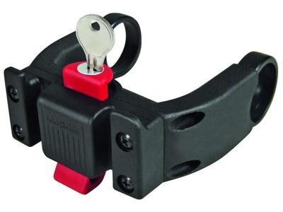 KLICKfix - Styradapter med lås til E-bike - Til kurv eller taske til styr