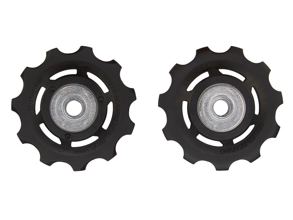 Image of   Shimano Pulleyhjul 2 stk. til Ultegra RD-6800 og RD-6870 Di2 bagskifter 11 gears