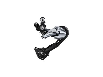 Shimano - Acera - Bagskifter RD-M3000-SGS - 3 x 9 gear - Sort