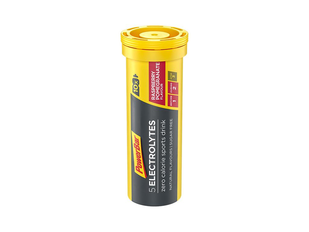 Powerbar Electrolytes - Hindbær/Granatæble 1x10 stk. thumbnail