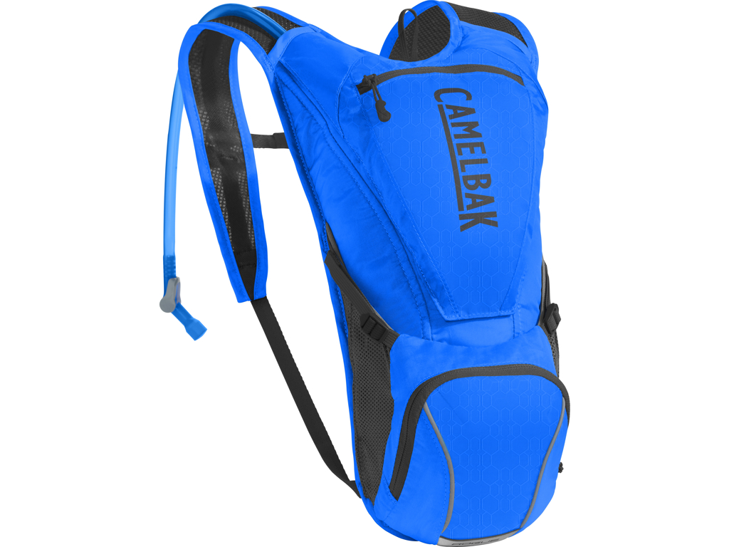 Image of   Camelbak Rogue - Rygsæk 5L med 2,5 L vandreservior - Blå/Sort