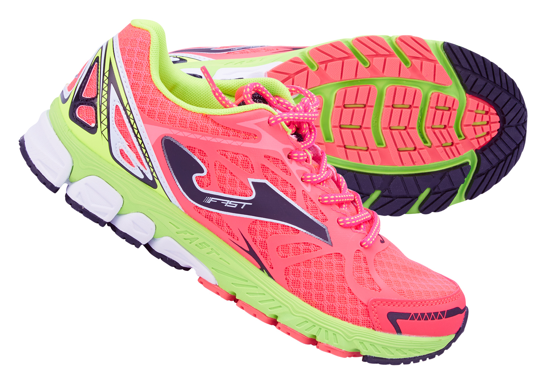 JOMA - Løbesko - Dame - R.Fast 610 - Fuchsia/Neon | Running shoes