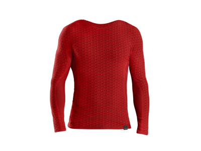 GripGrab Freedom Seamless Thermal Base Layer - Svedundertrøje - Rød