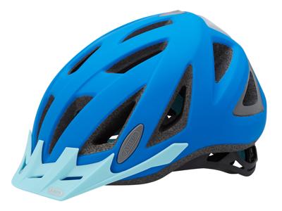 Abus Urban-I v.2 - Cykelhjälm - Neonblå