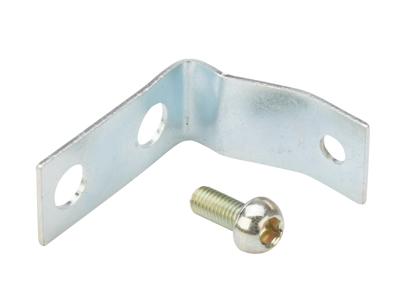 Atredo - Pakethållare - Aluminium - Till sadelpinne.