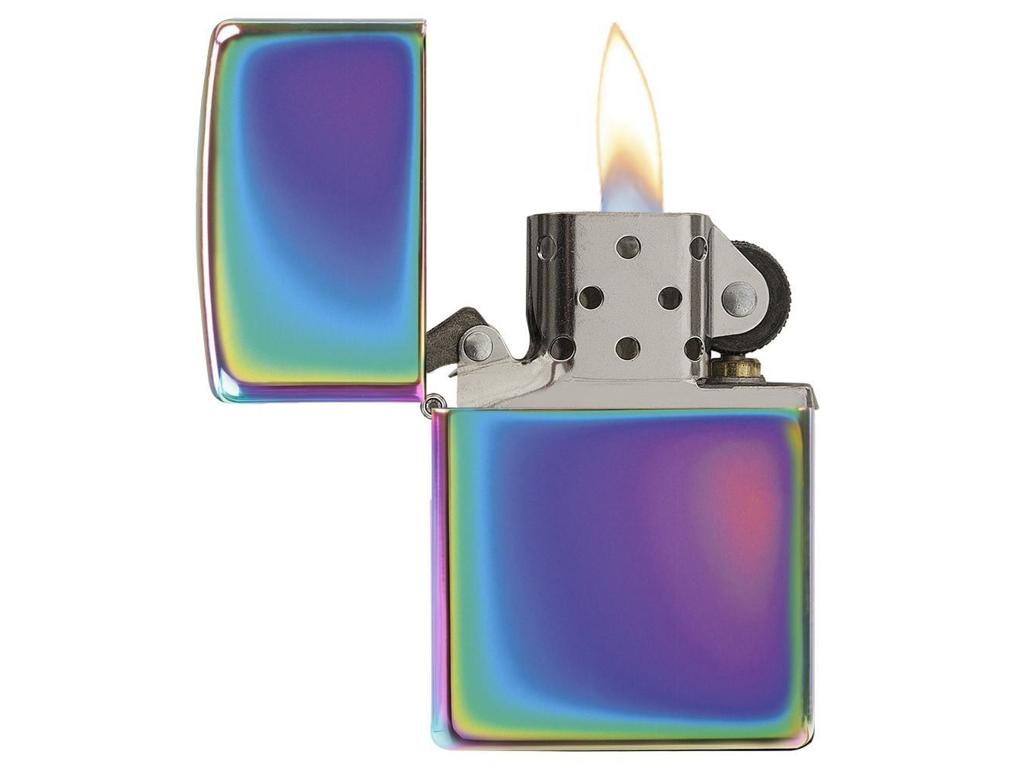 Zippo Spectrum - Lighter - Flerfarvet thumbnail