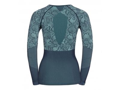 Odlo - Blackcomb Evolution Warm Shirt - Dame - Mint