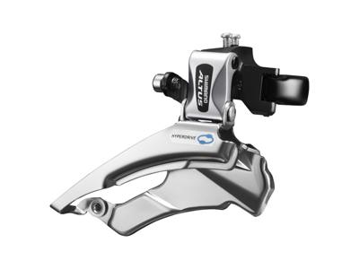Shimano Altus - Forskifter Down Swing - 3 x 7/8 gear til sadelrørs montering - 63-66