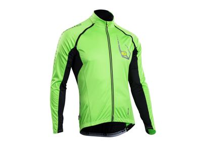 SUGOi RS 120 Convertible jersey - Vindtæt cykeljakke/vest - Cannondale grøn
