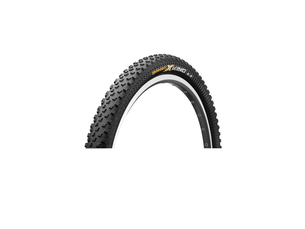 Continental Cross King Protection - Tubeless Ready mtb foldedæk - 27,5x2,2